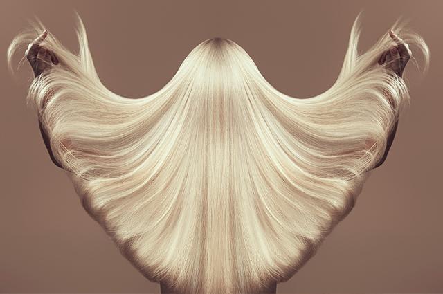A ingestão regular de vitamina C aumenta o crescimento do cabelo