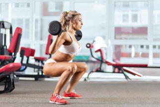 Melhores exercícios para glúteos e pernas