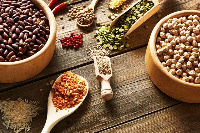 Os grãos são alimentos indicados para quem quer engrossar pernas e coxas