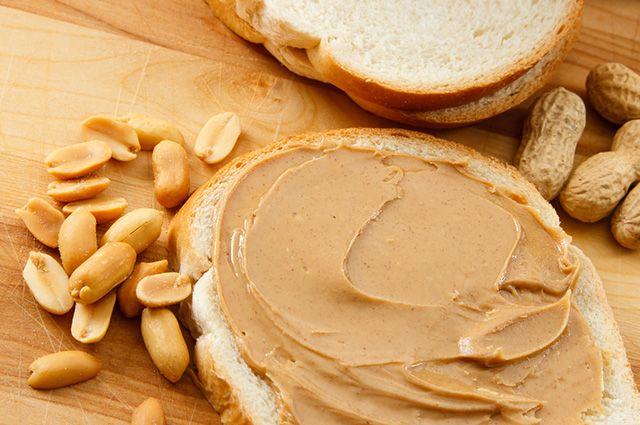 Antes de dormir é indicado comer manteiga de amendoim