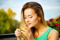 Melhor horário para tomar chá verde para emagrecer