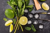 Suchá detox de limão para perder peso