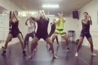 Famosas brasileiras e estrangeiras investem em dança como atividade física