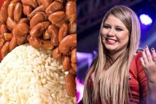 Marília Mendonça revela o que deixou de comer e que a fez perder 15kg