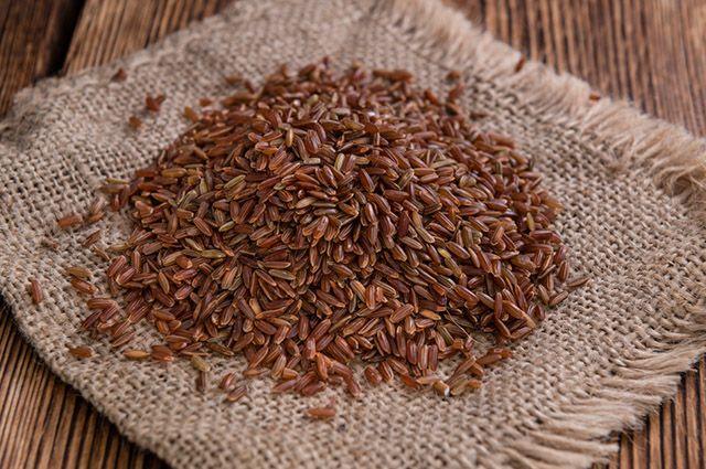 O arroz vermelho previne doenças do coração