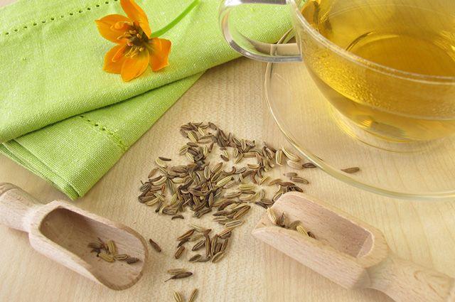 Para fazer o chá de erva doce é indicado usar as sementes secas