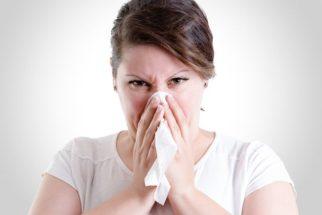 Remédio para congestão nasal natural