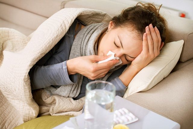 A rouquidão também pode ser alérgica