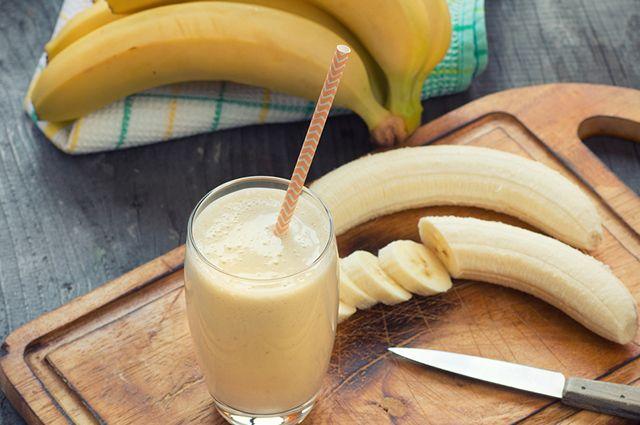 Um exemplo de shake caseiro para emagrecer que funciona é o de banana