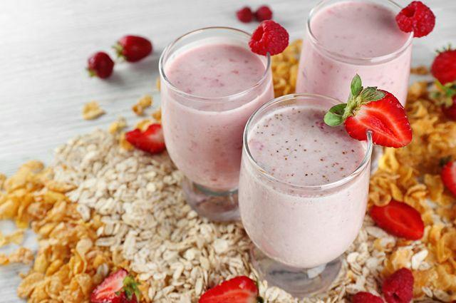 Além de saudáveis, os shakes caseiros podem ajudar a eliminar o peso extra
