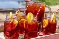 Chá gelado: Confira os mais deliciosos chás gelados