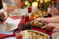 8 pratos principais saudáveis para ceia de Natal