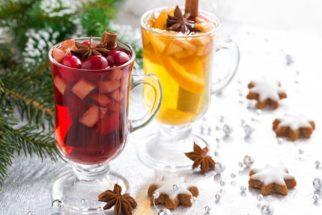 8 drinks saudáveis para o Natal e Ano Novo