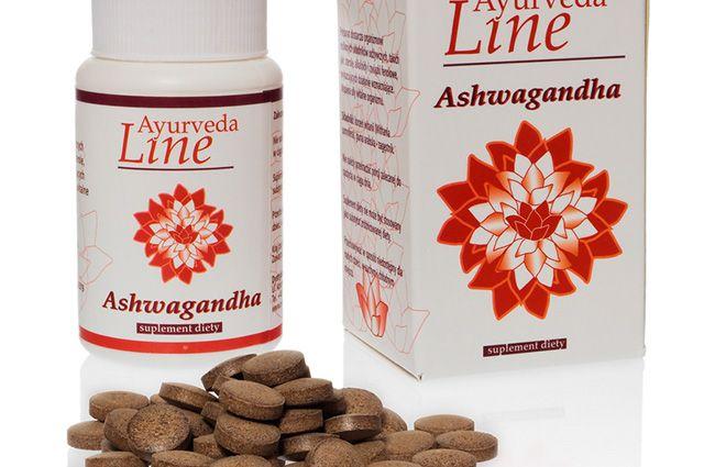 Cápsulas de Ashwagandha