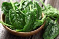 10 benefícios do espinafre