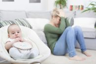 Depressão pós-parto: como evitar e tratar naturalmente