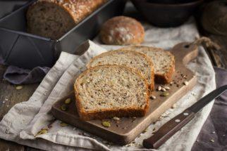 10 receitas de pão integral caseiro